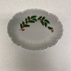 Other - Japanese Vintage  Christmas Dish
